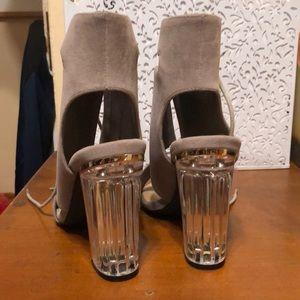 ASOS Shoes - ASOS heels size 7. Never worn outdoors.
